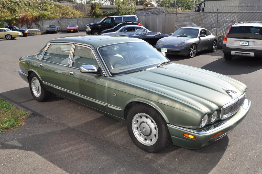 Jaguar Xj8 1999 Review Amazing Pictures And Images