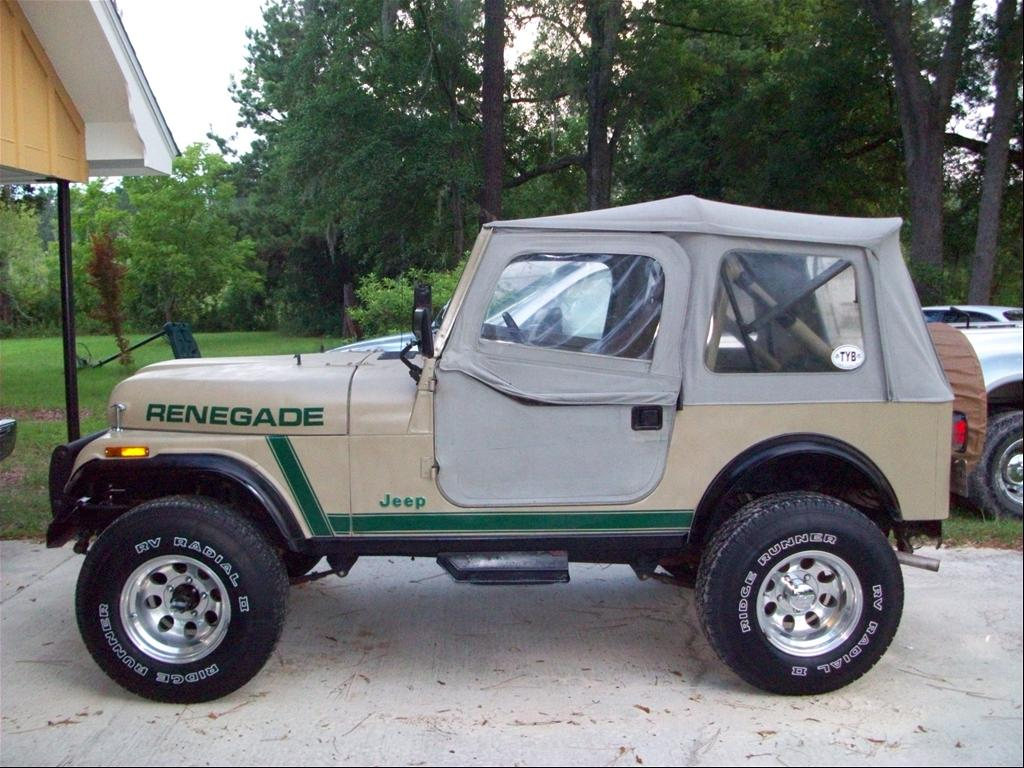 Jeep cj7 1985 photo - 2