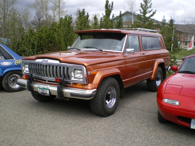 Jeep Cherokee 1980 photo - 1