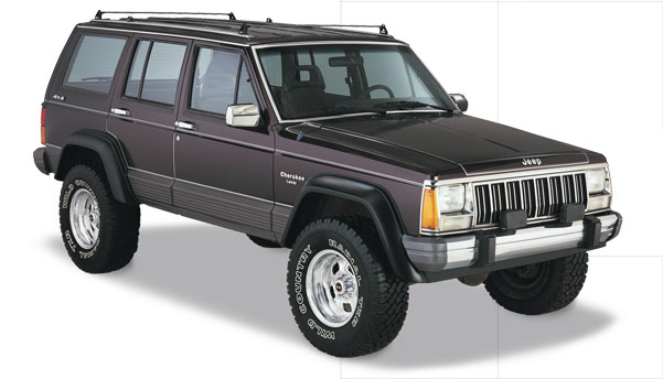 Jeep Cherokee 1987 photo - 2