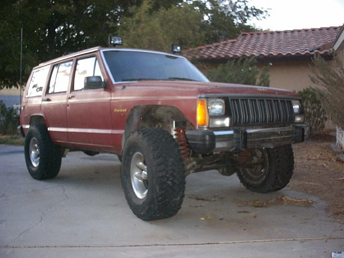 Jeep cherokee 1988 photo - 1