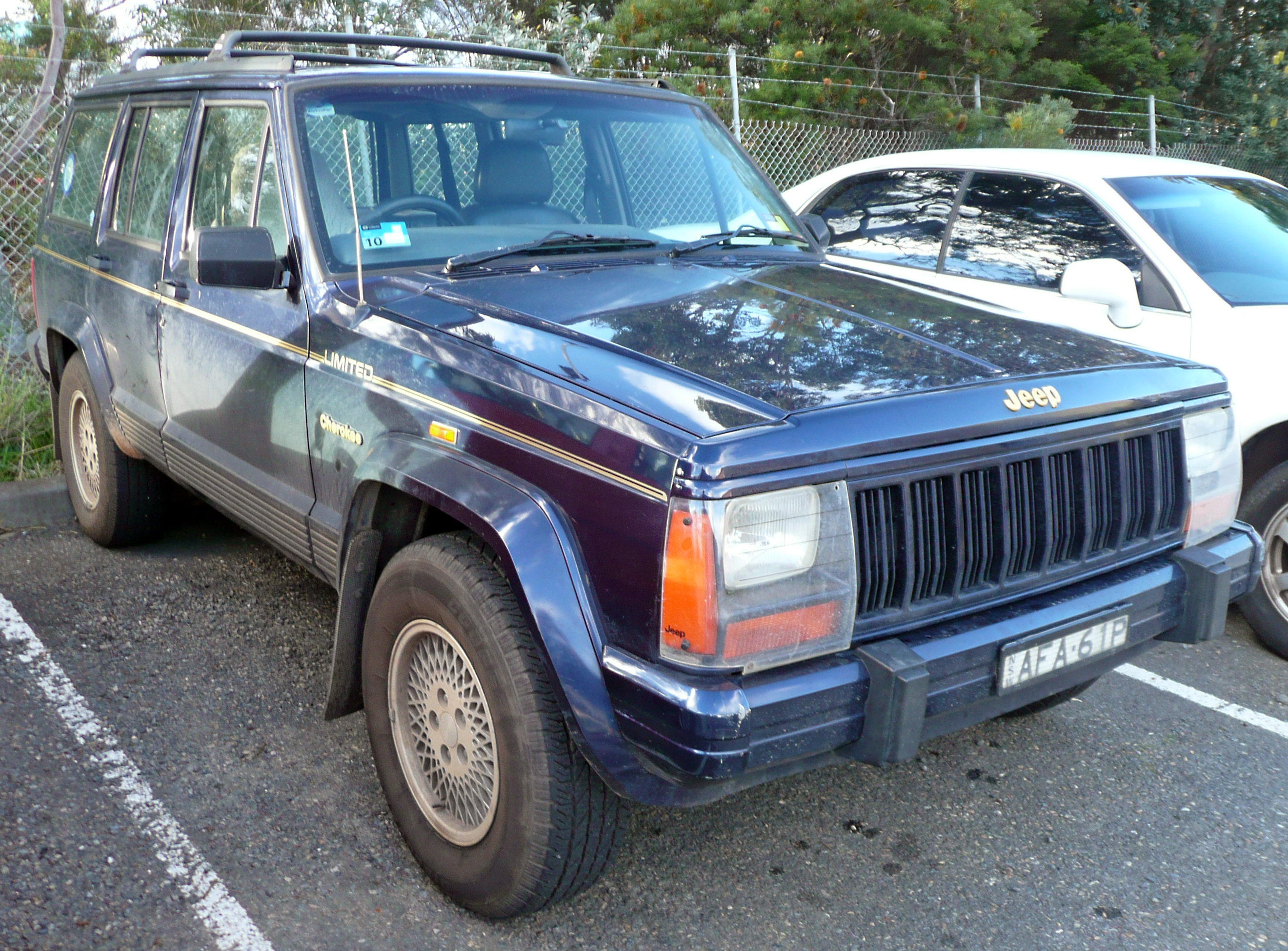 Jeep Cherokee 1994 photo - 2