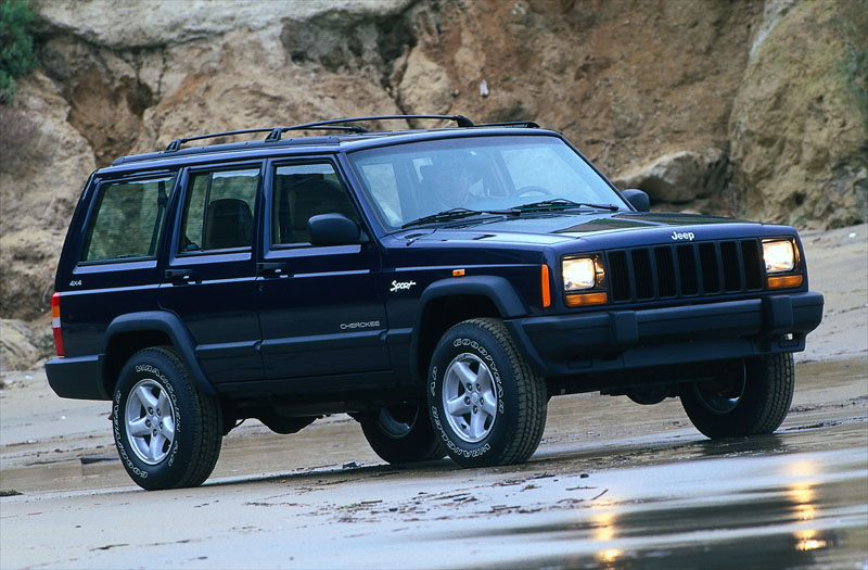 Jeep Cherokee 1997 photo - 3