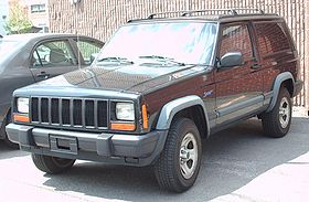 Jeep Cherokee 2000 photo - 3