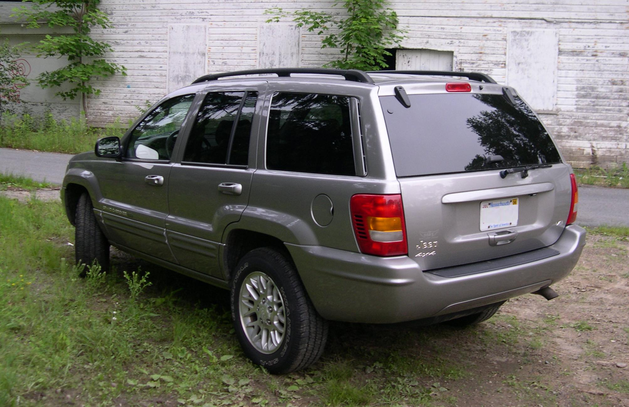 Jeep Cherokee 2002 Photo   1
