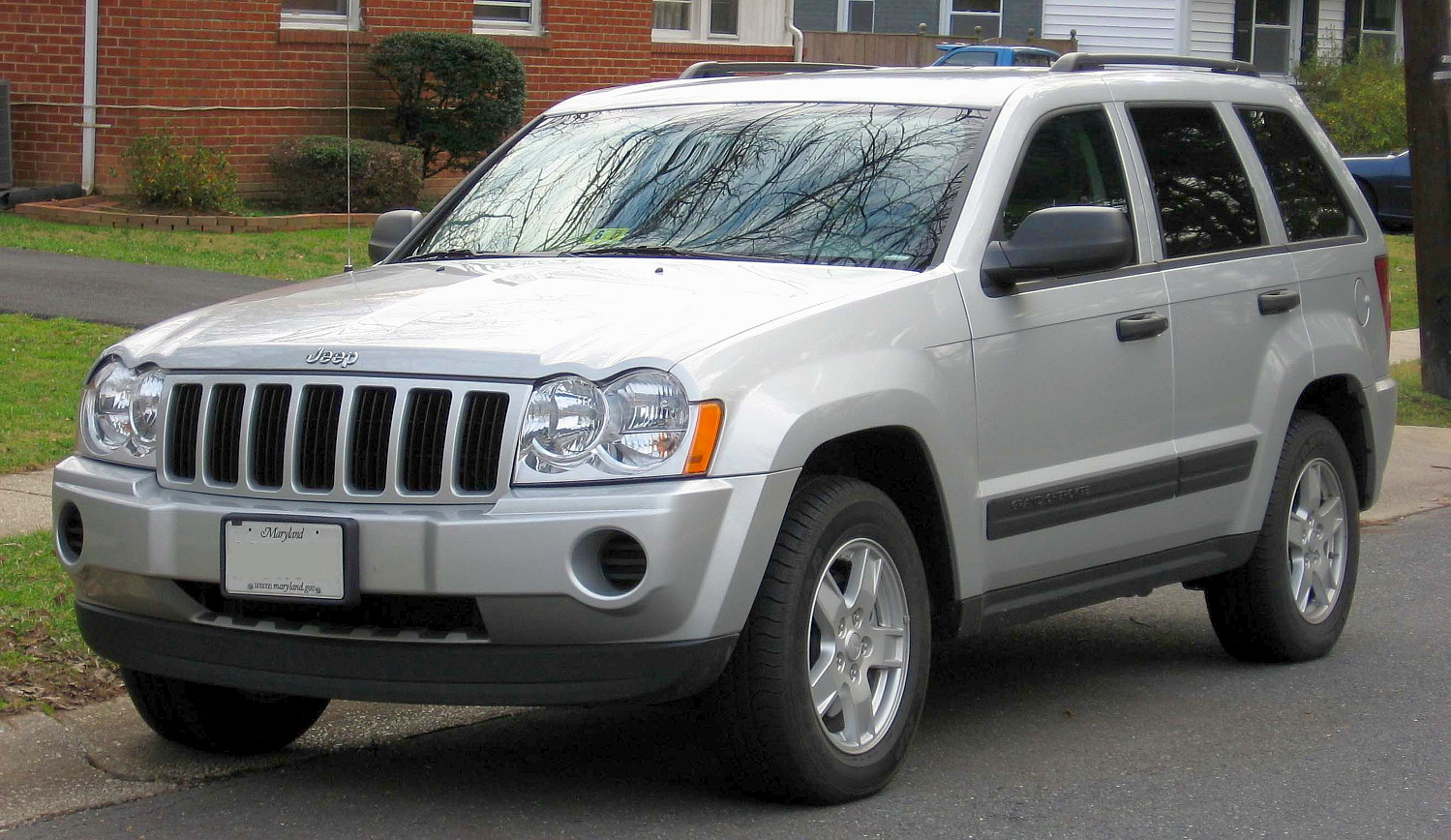 Jeep Cherokee 2007 photo - 3