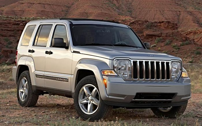 Jeep Cherokee 2008 photo - 3