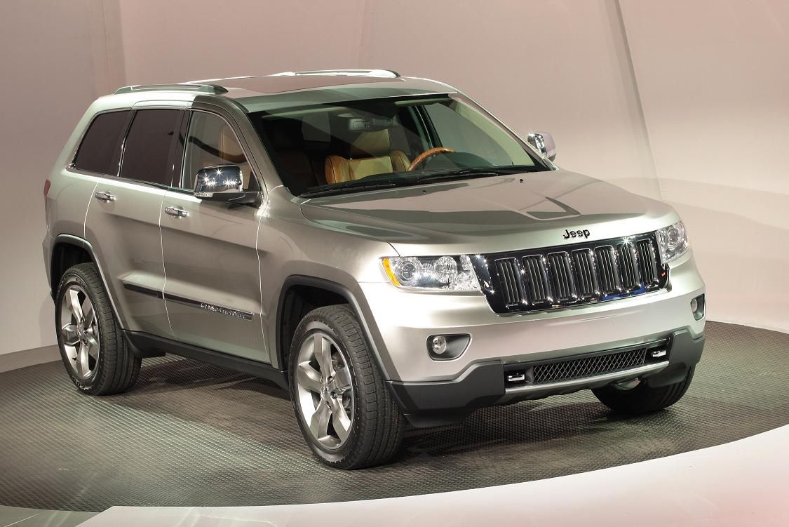 Jeep Cherokee 2011 photo - 3