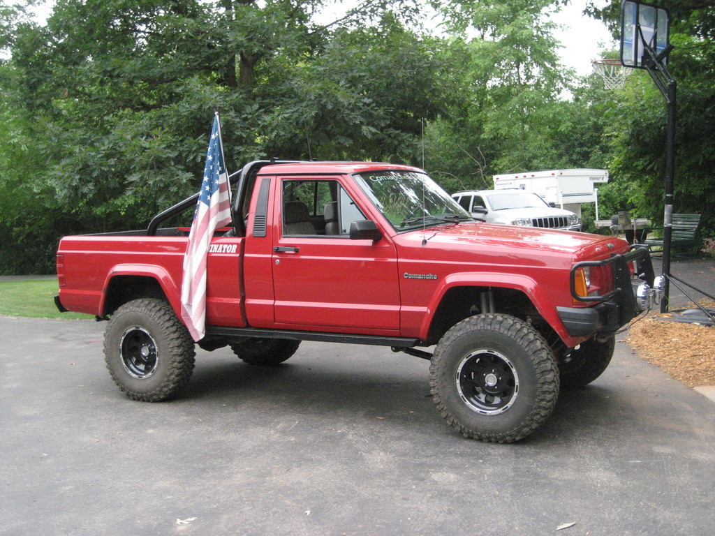 Jeep Comanche 1989 photo - 2
