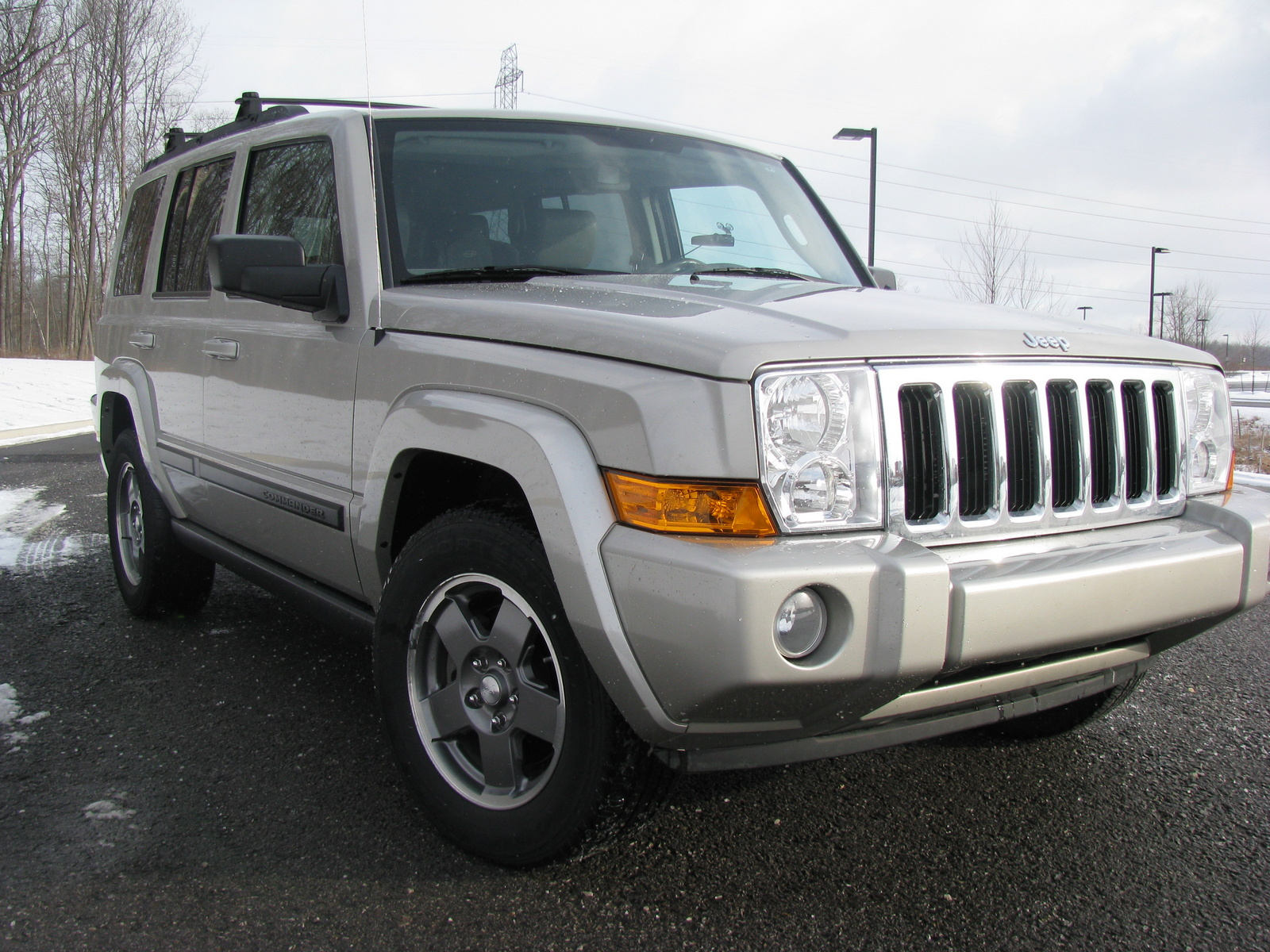 Jeep Commander 2007 photo - 1