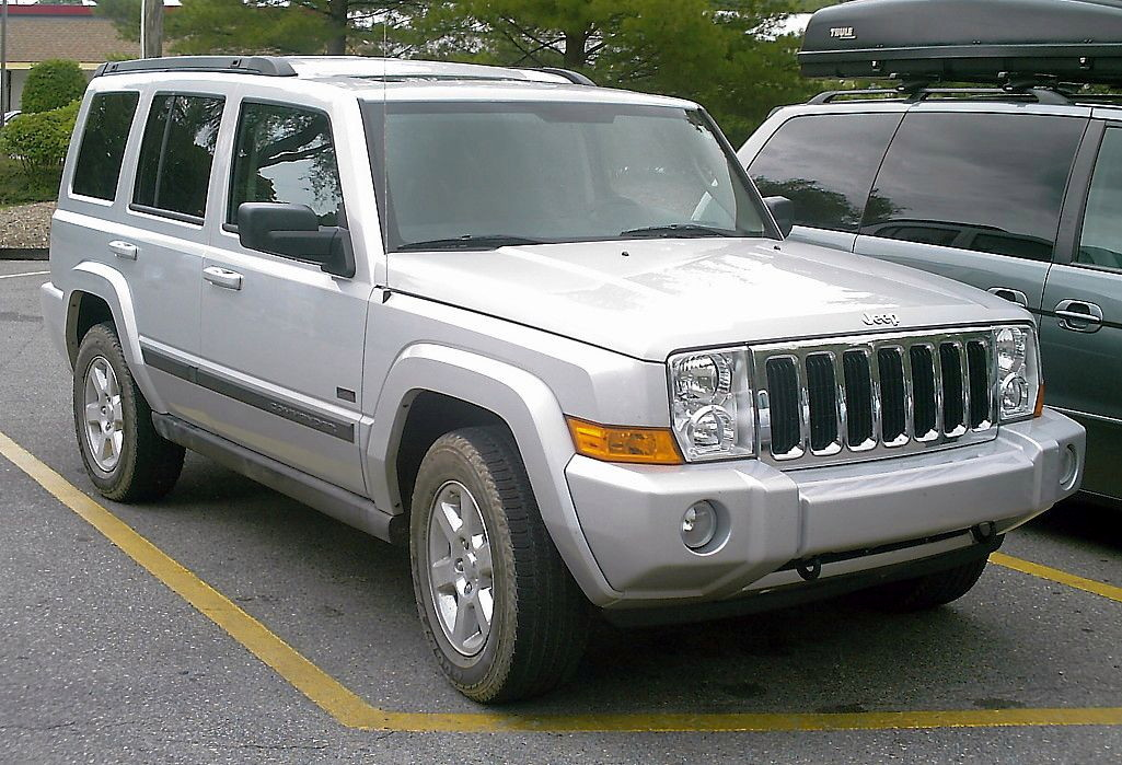 Jeep Commander 2007 photo - 2