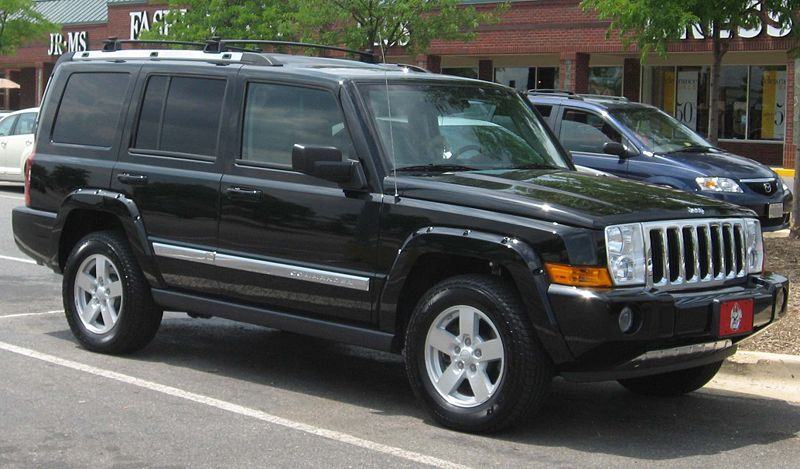 Jeep commander 2014 photo - 2