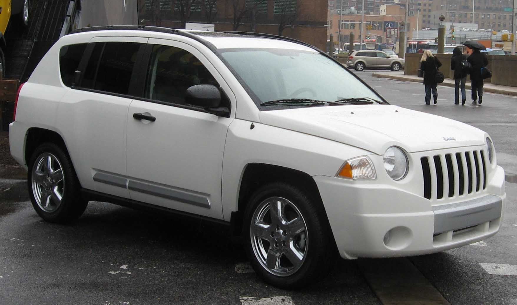 Jeep Compass 2006 photo - 2