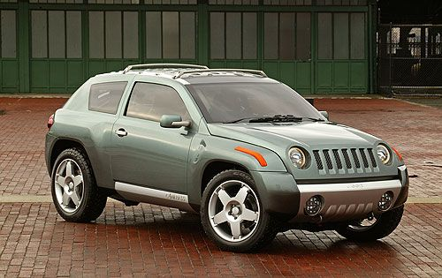 Beautiful Jeep Compass 2008 Photo   1