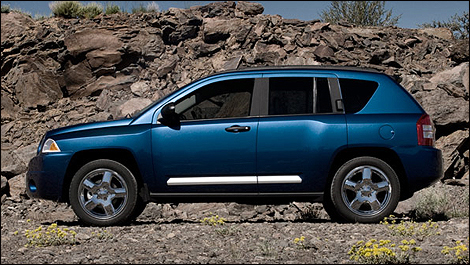 Jeep Compass 2010 photo - 3