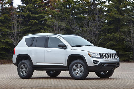 Jeep Compass 2012 photo - 2