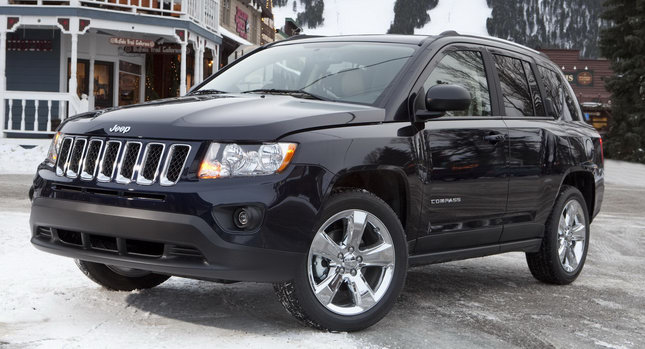 Jeep Compass 2012 photo - 3
