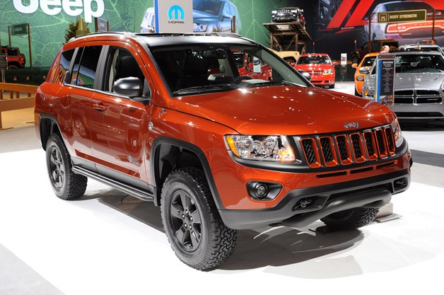 Jeep Compass 2015 photo - 3