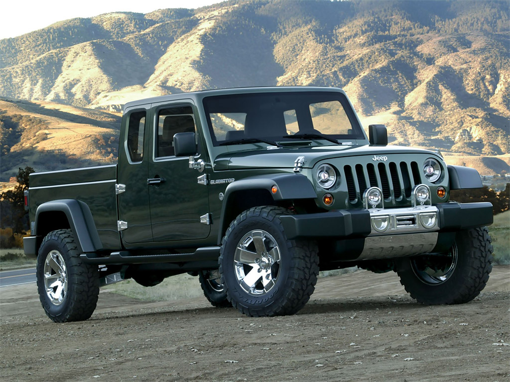 Jeep Gladiator 2015 photo - 3