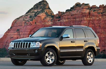 Jeep Laredo 2006 photo - 1