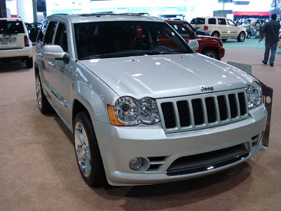 Jeep Laredo 2006 photo - 2