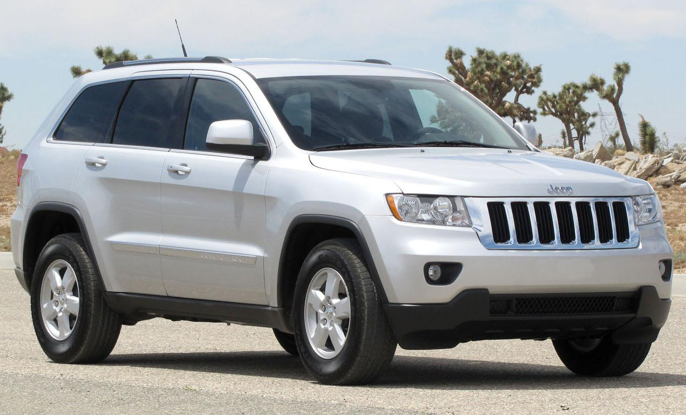 Jeep Laredo 2011 photo - 1