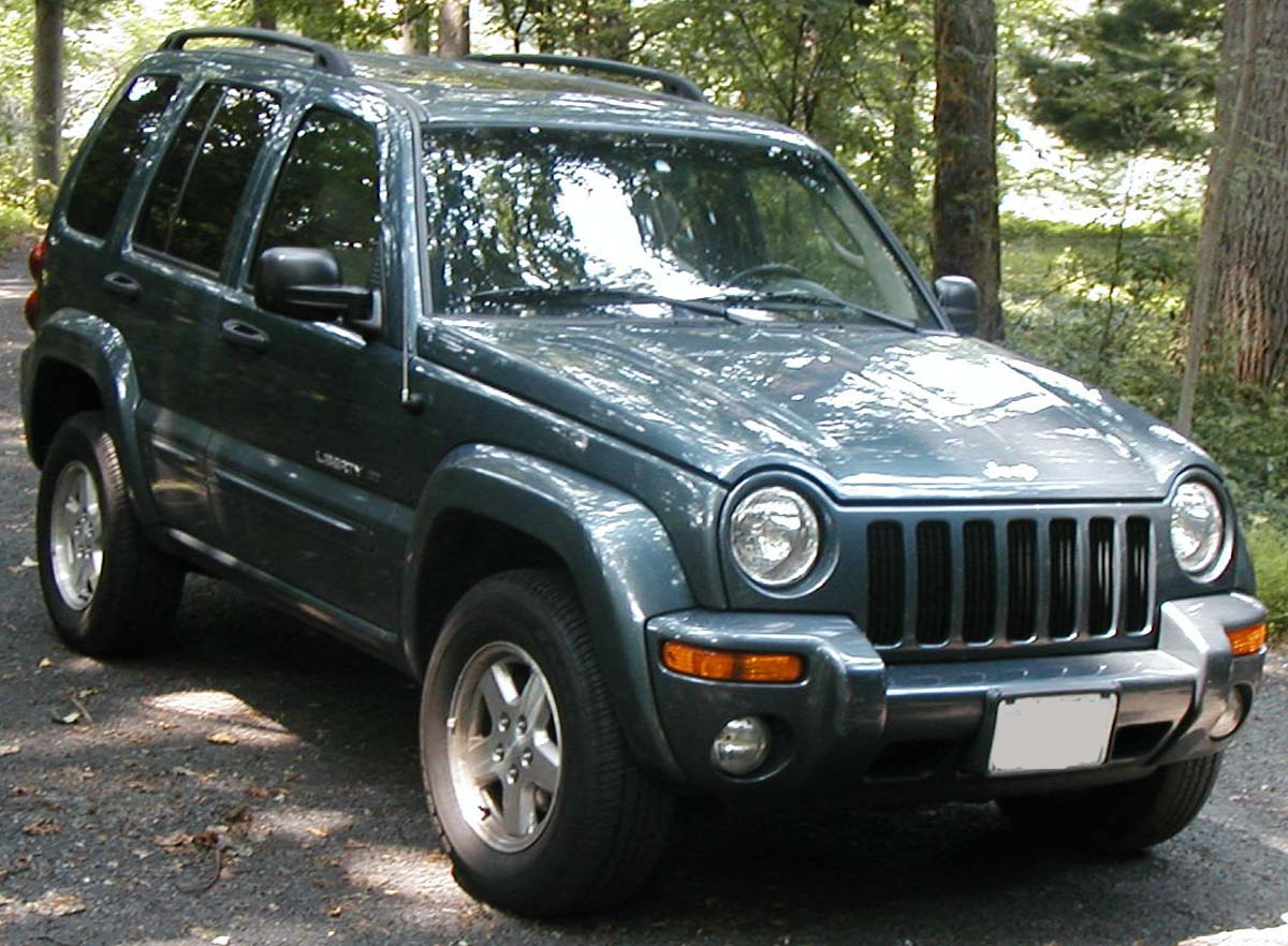 Jeep Liberty 2000 photo - 2