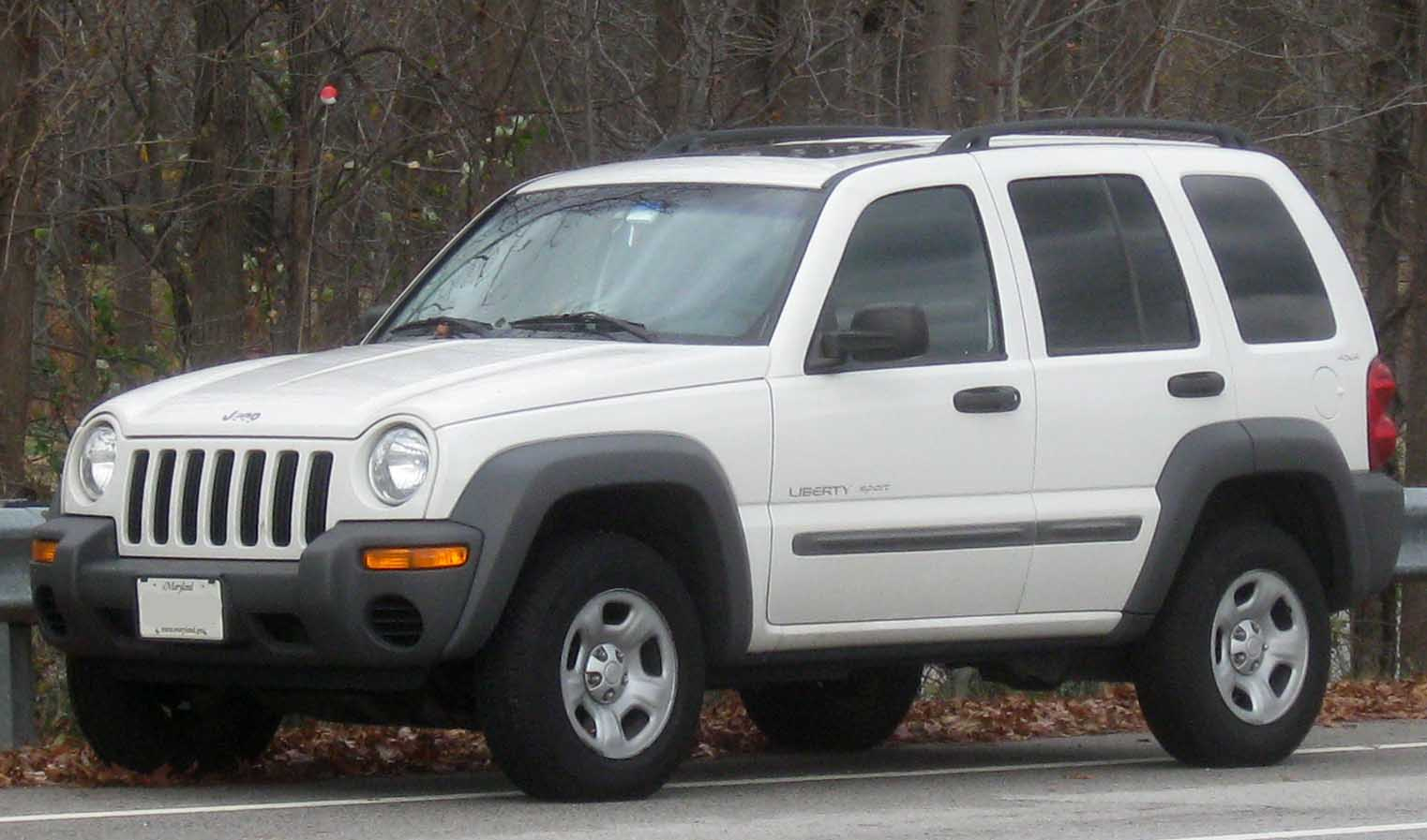 Jeep Liberty 2002 photo - 1