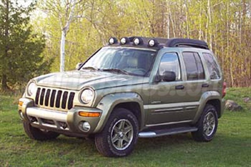 Jeep Liberty 2003 photo - 3