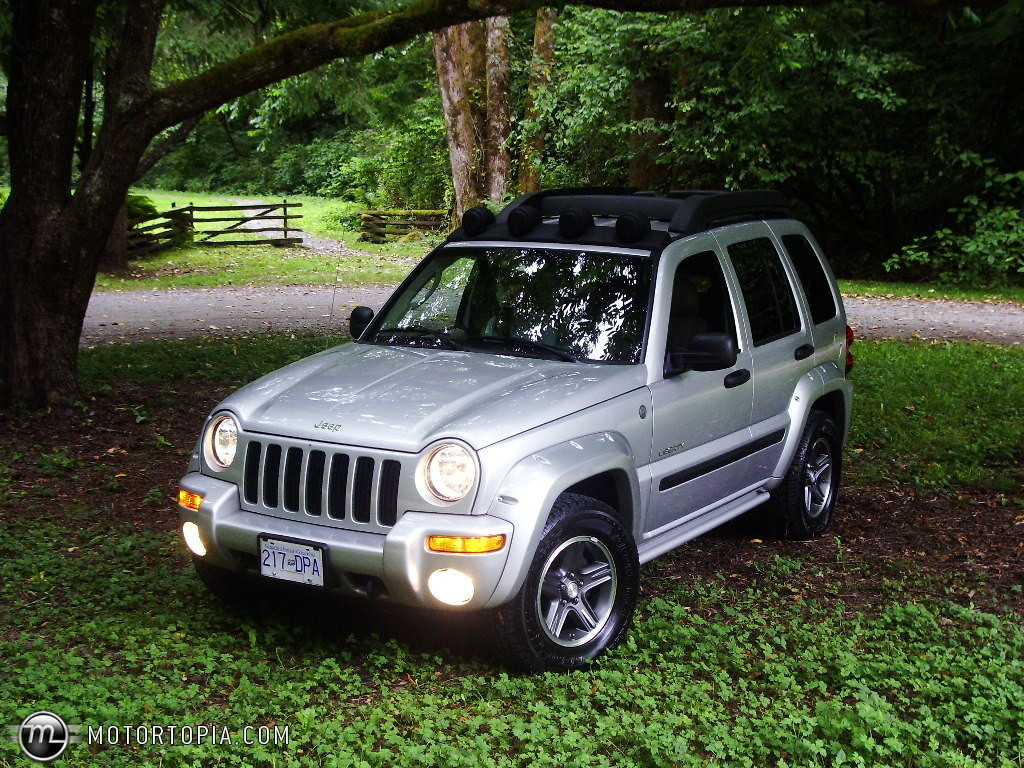 Jeep Liberty 2004 photo - 3