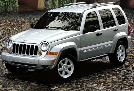 Jeep Liberty 2007 photo - 3