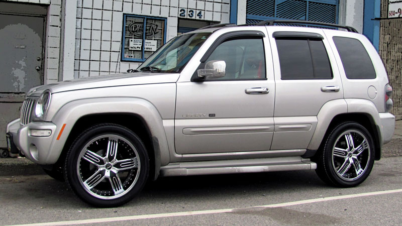 Jeep Liberty 2009 photo - 1