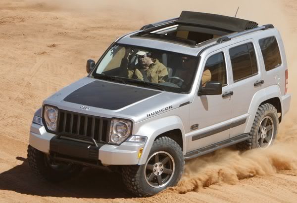 Jeep Liberty 2009 photo - 2