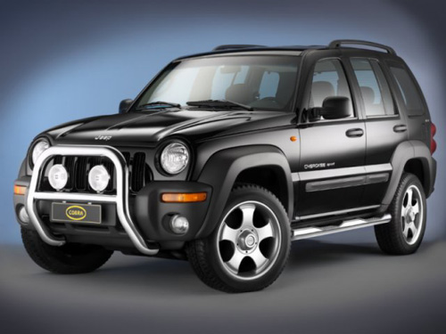 Jeep Liberty 2009 photo - 3