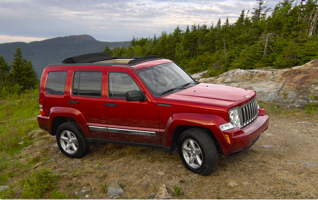 Captivating Jeep Liberty 2010 Photo   2