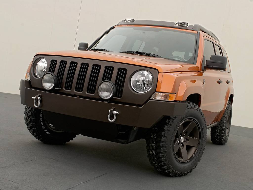 Jeep Patriot 2006 photo - 2