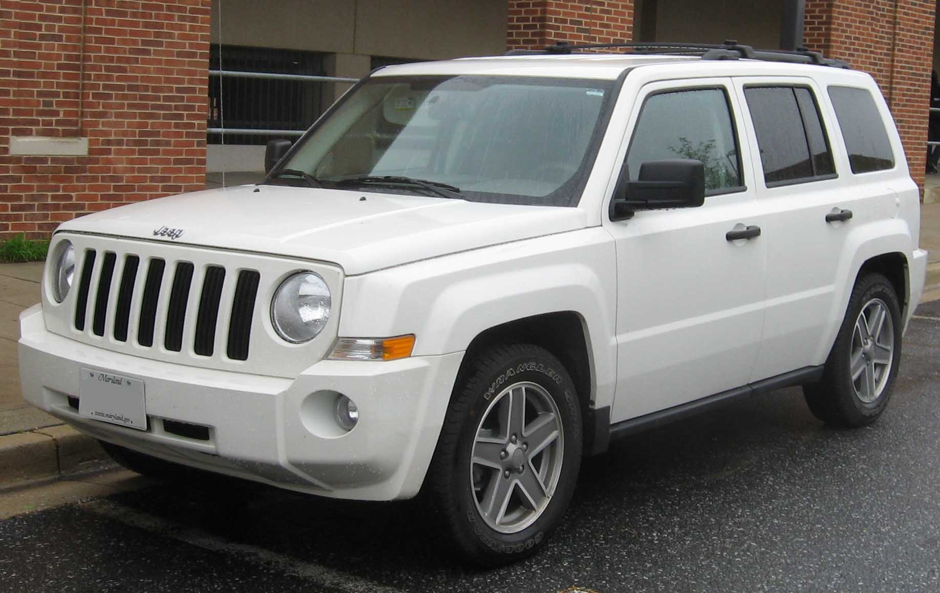 Jeep Patriot 2007 photo - 1