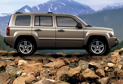 Jeep Patriot 2007 photo - 2