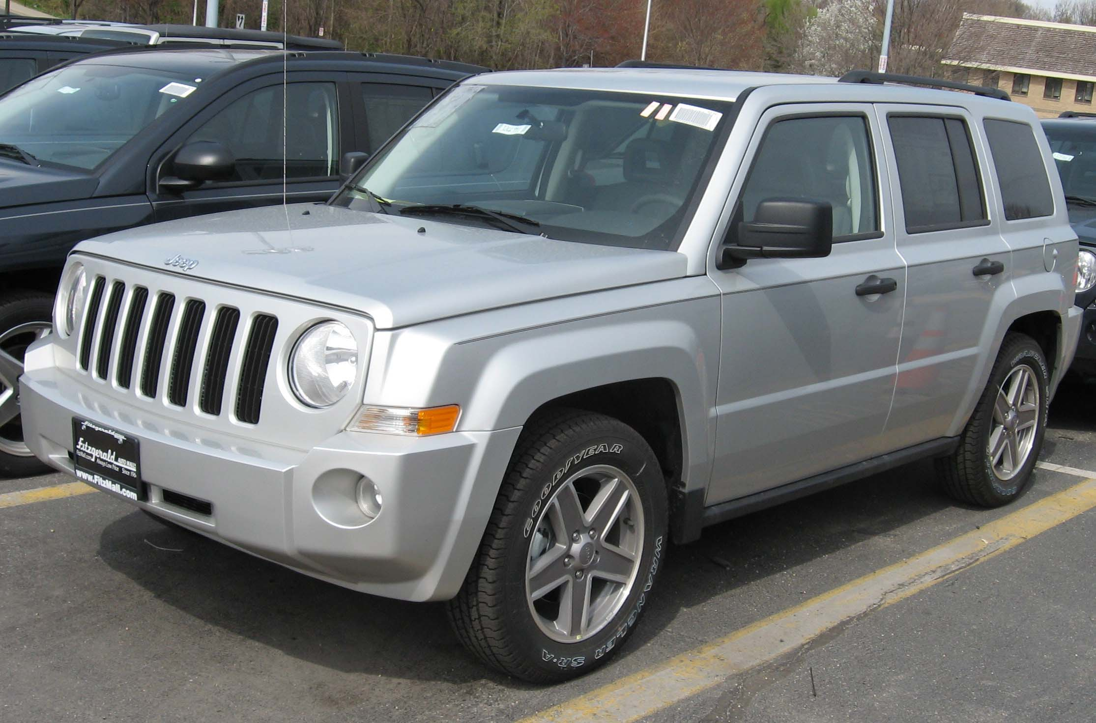 Jeep Patriot 2007 photo - 3