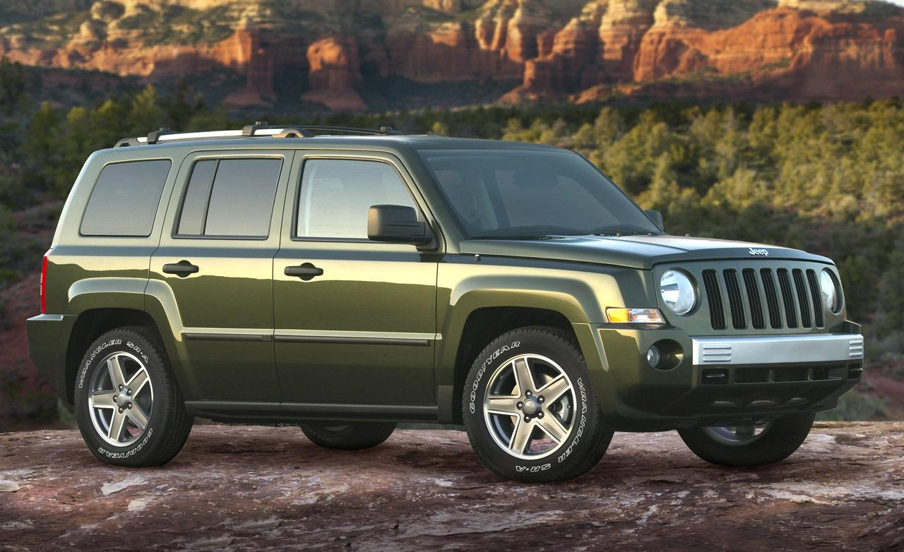 Jeep Patriot 2008 photo - 2
