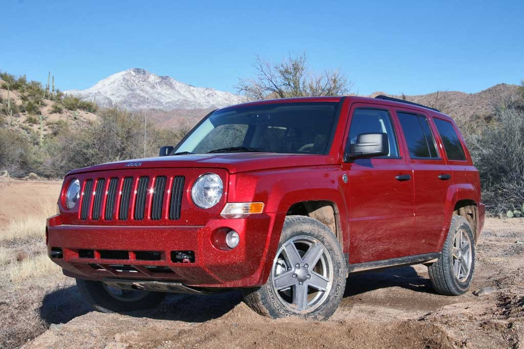 Jeep Patriot 2008 photo - 3