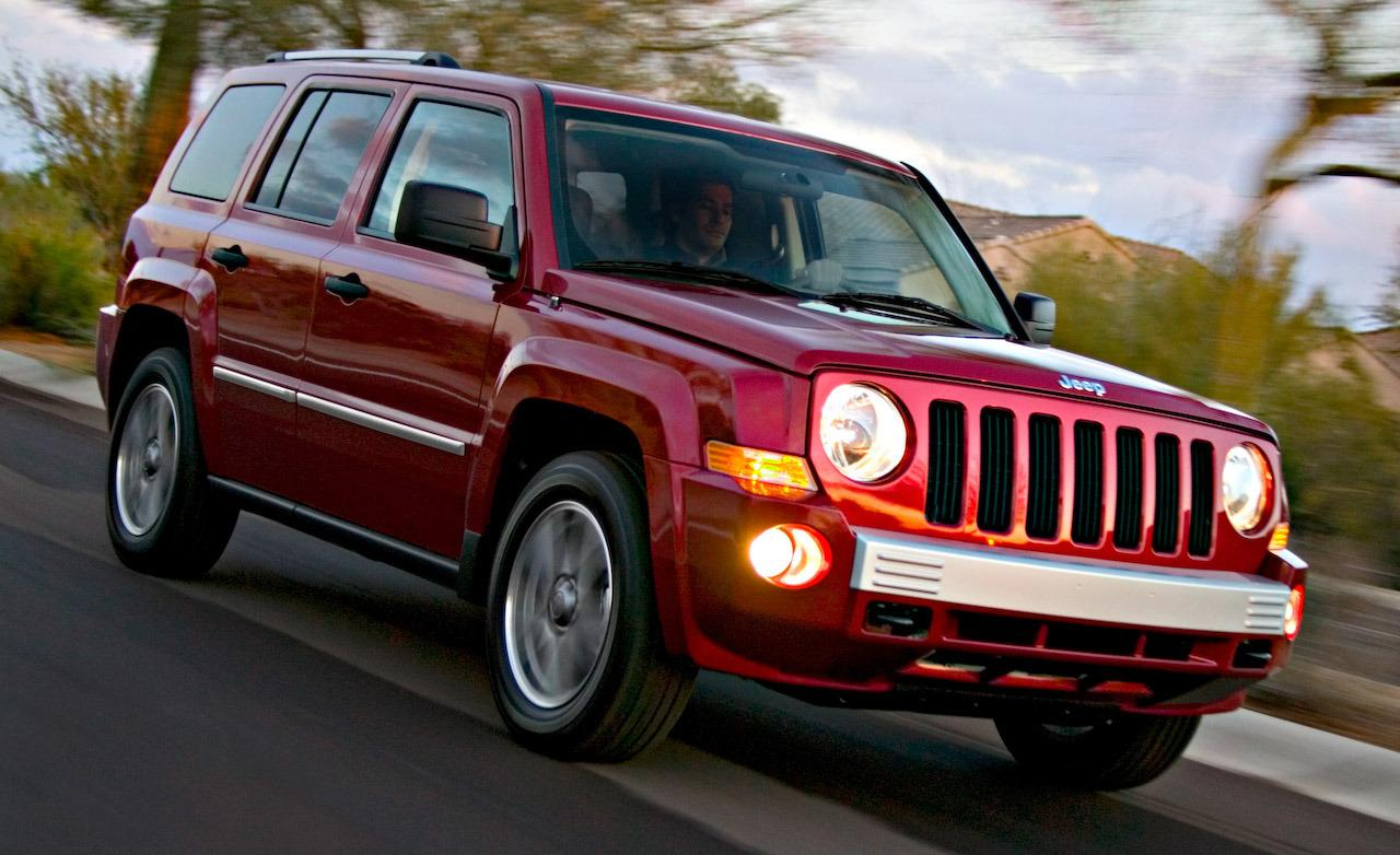 Jeep Patriot 2009 photo - 2