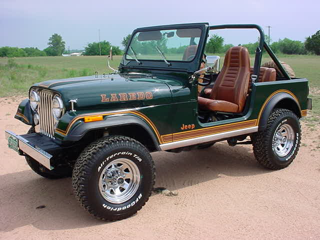 Jeep Renegade 1980 photo - 1