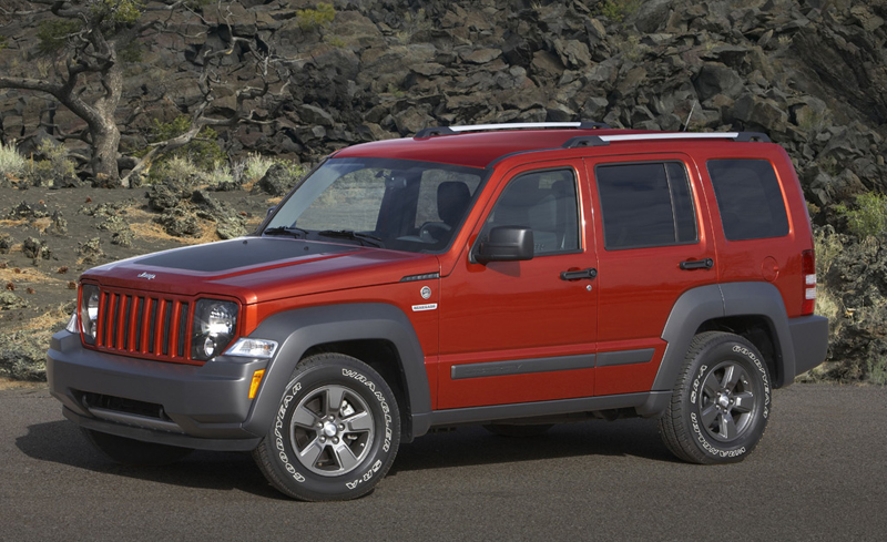 Jeep Renegade 2010 photo - 1