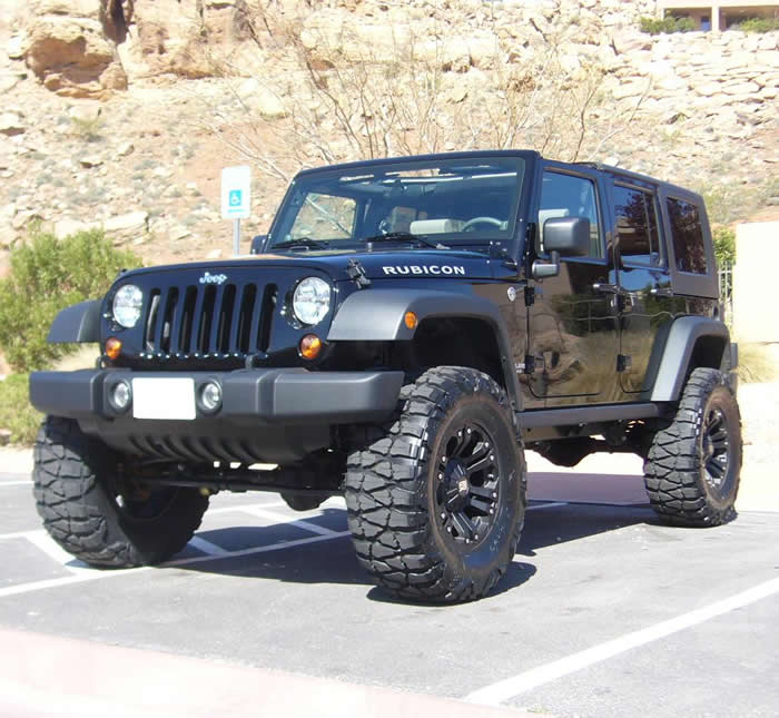 Jeep Rubicon 2003 photo - 2