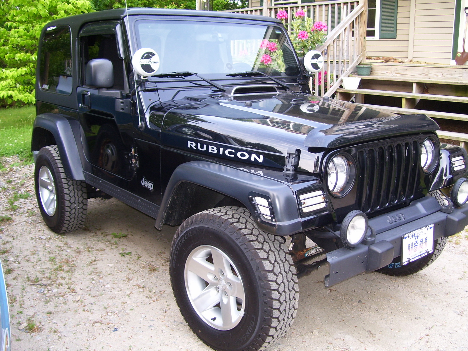 Jeep Rubicon 2005 photo - 1