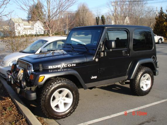 Jeep Rubicon 2005 photo - 2