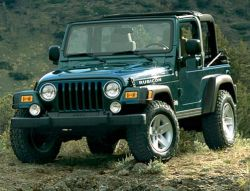 Jeep Rubicon 2005 photo - 3