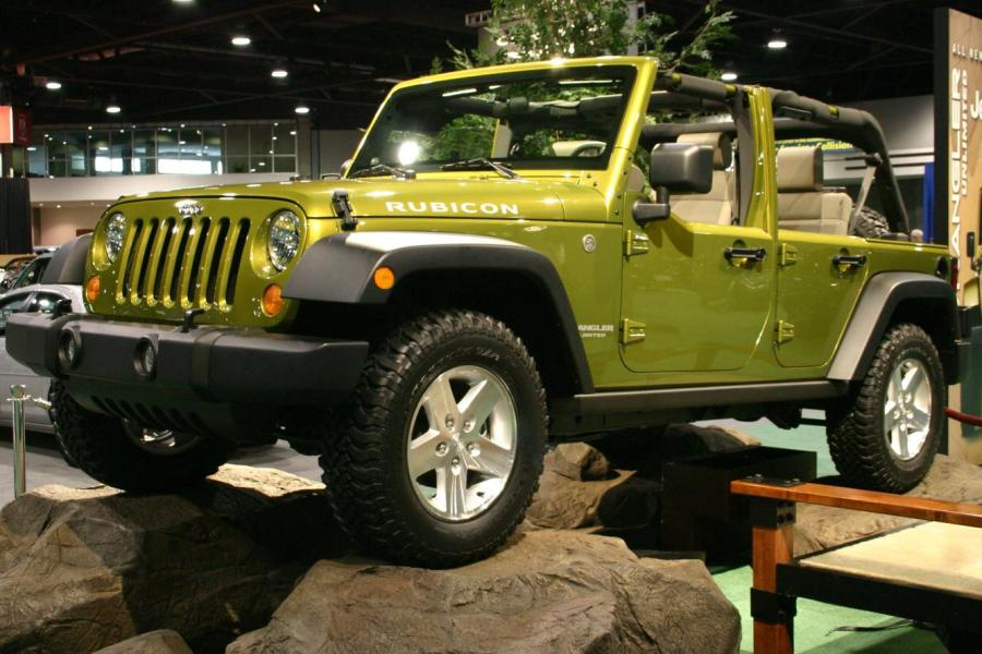Jeep Rubicon 2007 photo - 1