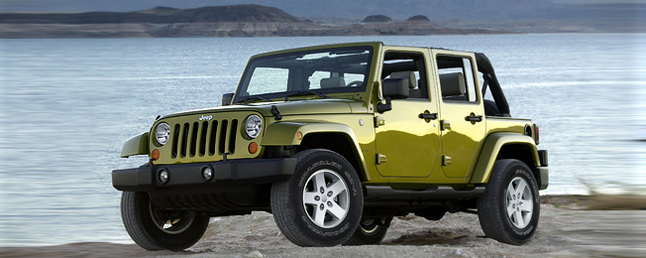 Jeep Rubicon 2008 photo - 1